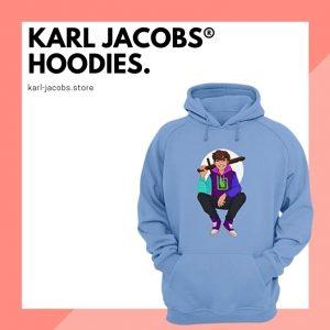 Karl Jacobs Hoodies