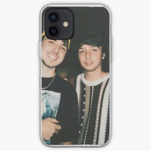 Karl Jacobs and Chris iPhone Soft Case RB1006 product Offical Karl Jacobs Merch