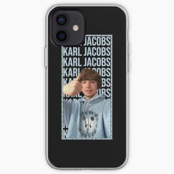 karl jacobs - Karl Jacobs Best iPhone Soft Case RB1006 product Offical Karl Jacobs Merch