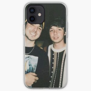 Chris and Karl iPhone Soft Case RB1006 product Offical Karl Jacobs Merch