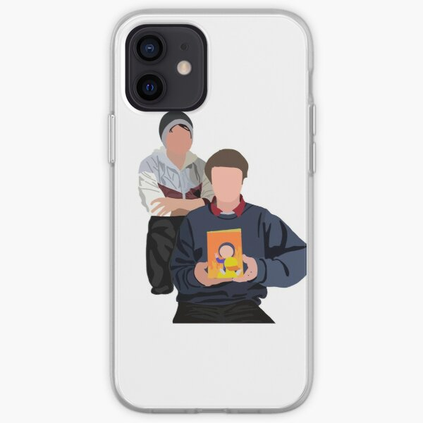 Karl Jacobs and Quackity Design iPhone Soft Case RB1006 product Offical Karl Jacobs Merch