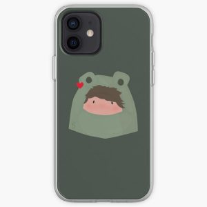 karl jacobs frog iPhone Soft Case RB1006 product Offical Karl Jacobs Merch