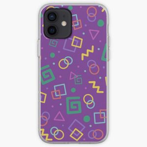Karl Jacobs Bowling Alley Carpet Design iPhone Soft Case RB1006 product Offical Karl Jacobs Merch