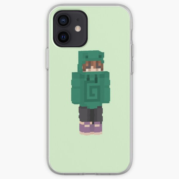 frog karl  iPhone Soft Case RB1006 product Offical Karl Jacobs Merch