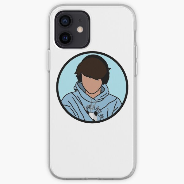 Karl Jacobs with Sapnap's merch iPhone Soft Case RB1006 product Offical Karl Jacobs Merch