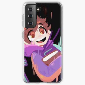 Karl Jacobs and his book Samsung Galaxy Soft Case RB1006 product Offical Karl Jacobs Merch