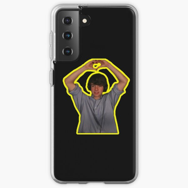karl jacobs swirl Samsung Galaxy Soft Case RB1006 product Offical Karl Jacobs Merch