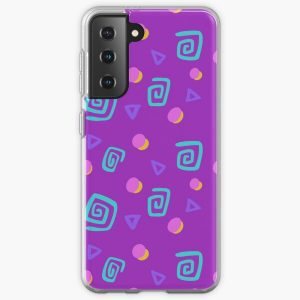 Karl Jacobs Pattern Samsung Galaxy Soft Case RB1006 product Offical Karl Jacobs Merch