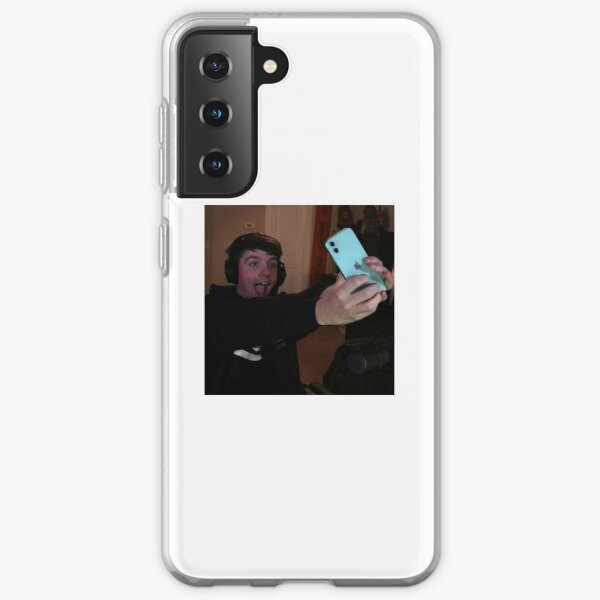 Karl Jacobs Samsung Galaxy Soft Case RB1006 product Offical Karl Jacobs Merch