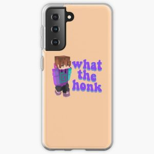 what the honk Karl Jacobs Samsung Galaxy Soft Case RB1006 product Offical Karl Jacobs Merch
