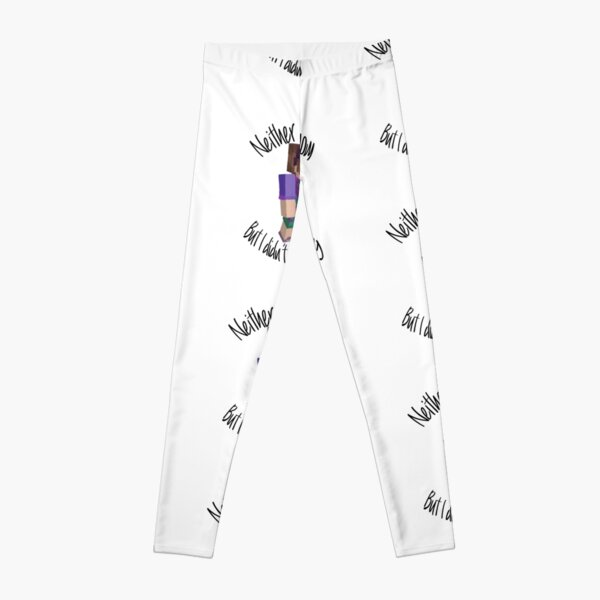 Karl Jacobs SMP funny Quote Sticker  Leggings RB1006 product Offical Karl Jacobs Merch