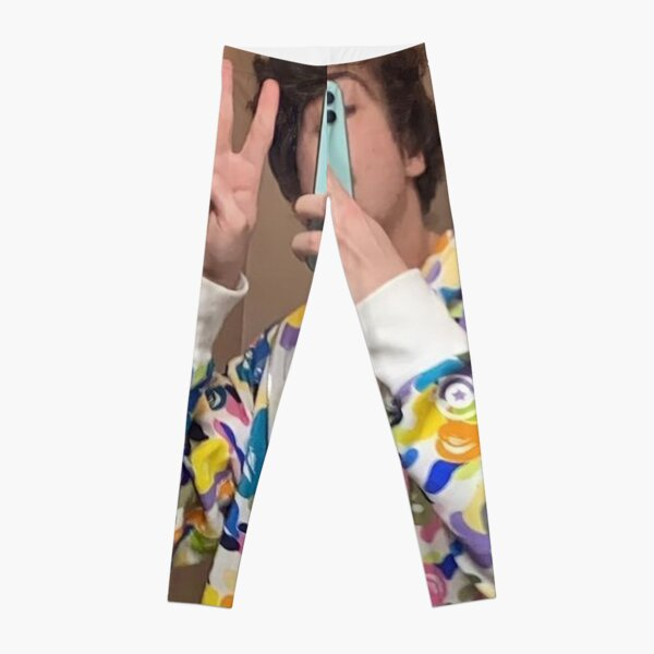 Karl Jacobs   Selfie   Dream SMP   Tales from the SMP Leggings RB1006 product Offical Karl Jacobs Merch