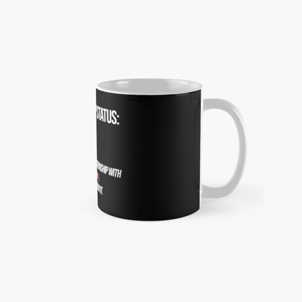 Relationship with Karl Jacobs Classic Mug RB1006 product Offical Karl Jacobs Merch