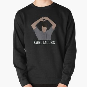 Copy of karl jackobs youtuber Pullover Sweatshirt RB1006 product Offical Karl Jacobs Merch