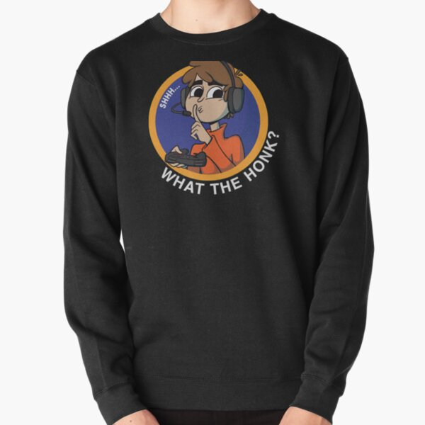 shh... What the honk? Karl Jacobsss quote for Pullover Sweatshirt RB1006 product Offical Karl Jacobs Merch