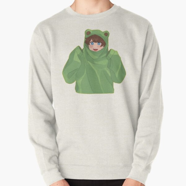 Karl Jacobs Frog Pullover Sweatshirt RB1006 product Offical Karl Jacobs Merch