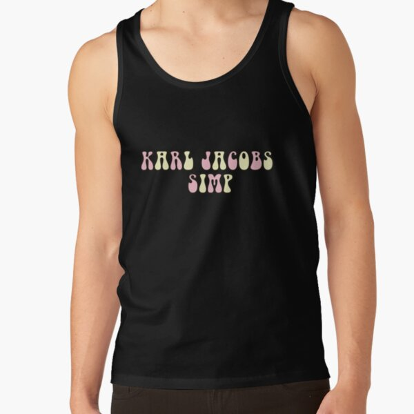 karl Jacobsss Tank Top RB1006 product Offical Karl Jacobs Merch