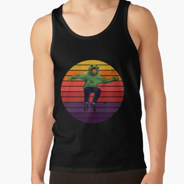 Karl Jacobs Frog Tank Top RB1006 product Offical Karl Jacobs Merch