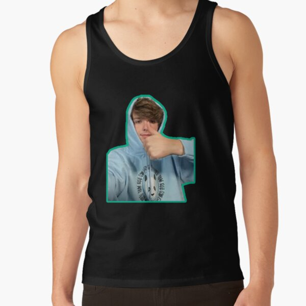 karl jacobs swirl Tank Top RB1006 product Offical Karl Jacobs Merch
