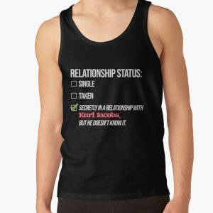 Relationship with Karl Jacobs Tank Top RB1006 product Offical Karl Jacobs Merch