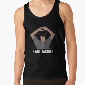 Copy of karl jackobs youtuber Tank Top RB1006 product Offical Karl Jacobs Merch