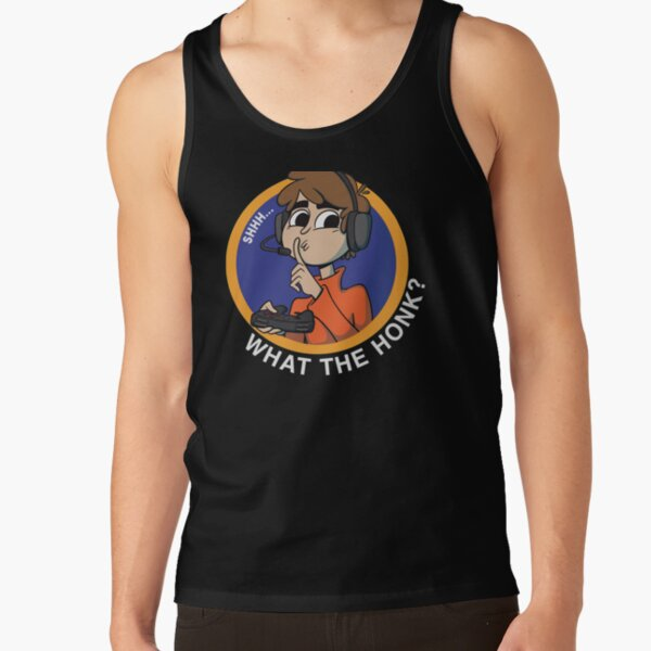 shh... What the honk? Karl Jacobsss quote for Tank Top RB1006 product Offical Karl Jacobs Merch