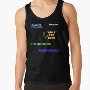 Karl Jacobsss Set Tank Top RB1006 product Offical Karl Jacobs Merch