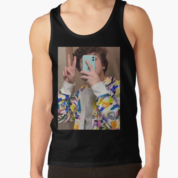 Karl Jacobs   Selfie   Dream SMP   Tales from the SMP Tank Top RB1006 product Offical Karl Jacobs Merch