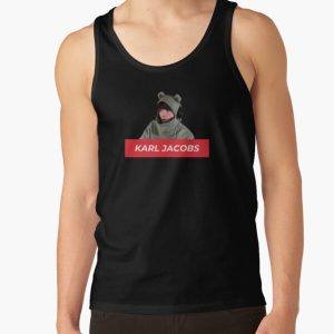 Karl Jacobs Tank Top RB1006 product Offical Karl Jacobs Merch