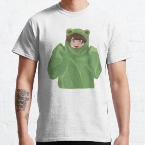 Karl Jacobs Frog Classic T-Shirt RB1006 product Offical Karl Jacobs Merch