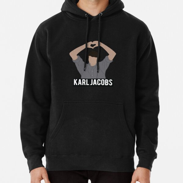 Copy of karl jackobs youtuber Pullover Hoodie RB1006 product Offical Karl Jacobs Merch