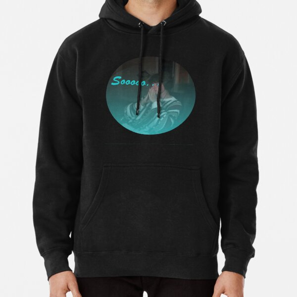 Karl Jacobs Thinking So....  Pullover Hoodie RB1006 product Offical Karl Jacobs Merch