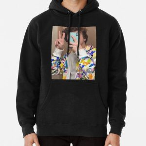 Karl Jacobs | Selfie | Dream SMP | Tales from the SMP Pullover Hoodie RB1006 product Offical Karl Jacobs Merch