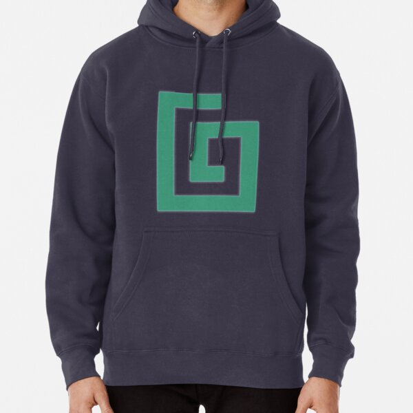 Karl Jacobs Minecraft Skin Logo Pullover Hoodie RB1006 product Offical Karl Jacobs Merch