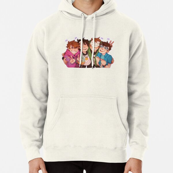 Karl jacobs mcyts poggers dream team  Pullover Hoodie RB1006 product Offical Karl Jacobs Merch