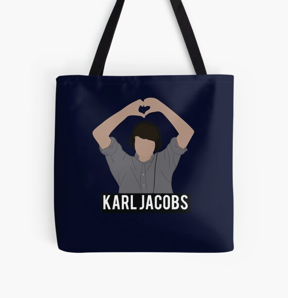Copy of karl jackobs youtuber All Over Print Tote Bag RB1006 product Offical Karl Jacobs Merch