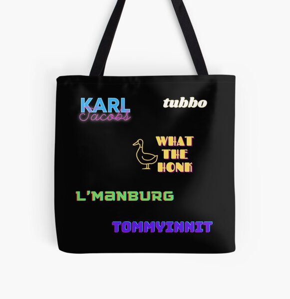 Karl Jacobsss Set All Over Print Tote Bag RB1006 product Offical Karl Jacobs Merch