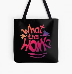 Karl Jacobsss quote What the honk for  lovers All Over Print Tote Bag RB1006 product Offical Karl Jacobs Merch
