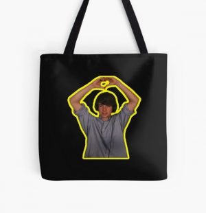 karl jacobs swirl All Over Print Tote Bag RB1006 product Offical Karl Jacobs Merch