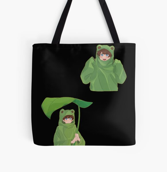 Karl Jacobs Frog All Over Print Tote Bag RB1006 product Offical Karl Jacobs Merch