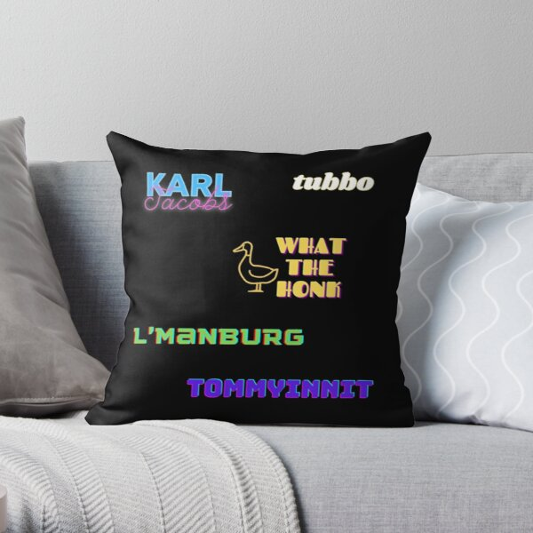 Karl Jacobsss Set Throw Pillow RB1006 product Offical Karl Jacobs Merch