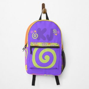 Karl Jacobs Backpack Backpack RB1006 product Offical Karl Jacobs Merch