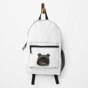 Karl Jacobs Frog Backpack RB1006 product Offical Karl Jacobs Merch