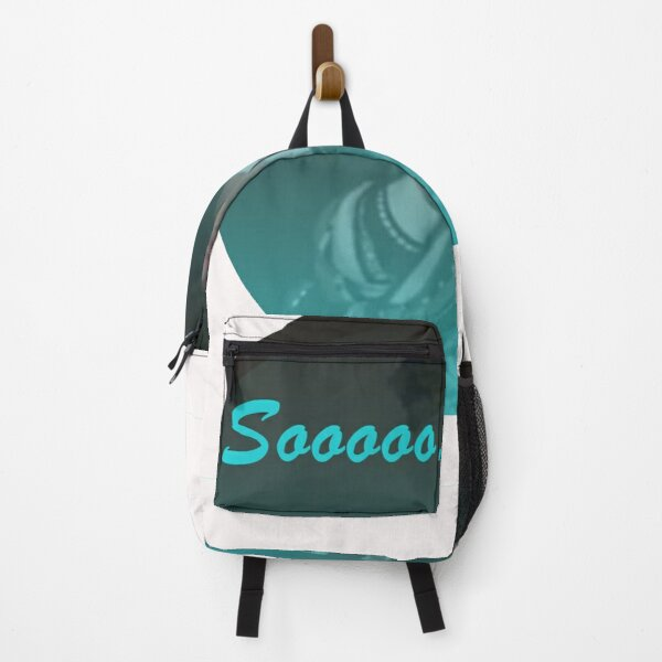 Karl Jacobs Thinking So....  Backpack RB1006 product Offical Karl Jacobs Merch