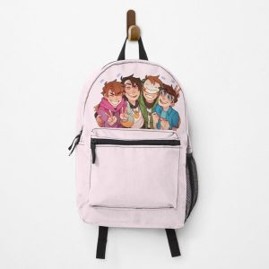 Karl jacobs mcyts poggers dream team  Backpack RB1006 product Offical Karl Jacobs Merch