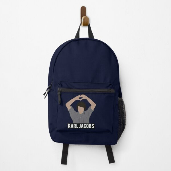 Copy of karl jackobs youtuber Backpack RB1006 product Offical Karl Jacobs Merch