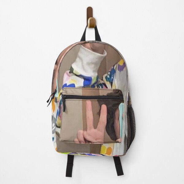 Karl Jacobs | Selfie | Dream SMP | Tales from the SMP Backpack RB1006 product Offical Karl Jacobs Merch