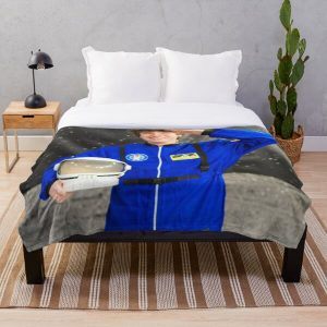 Karl Jacobs | Astronaut  Throw Blanket RB1006 product Offical Karl Jacobs Merch