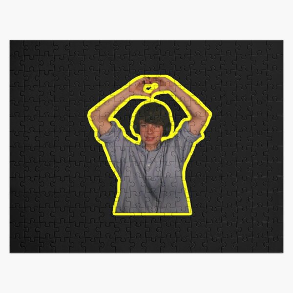 karl jacobs swirl Jigsaw Puzzle RB1006 product Offical Karl Jacobs Merch