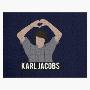 Copy of karl jackobs youtuber Jigsaw Puzzle RB1006 product Offical Karl Jacobs Merch